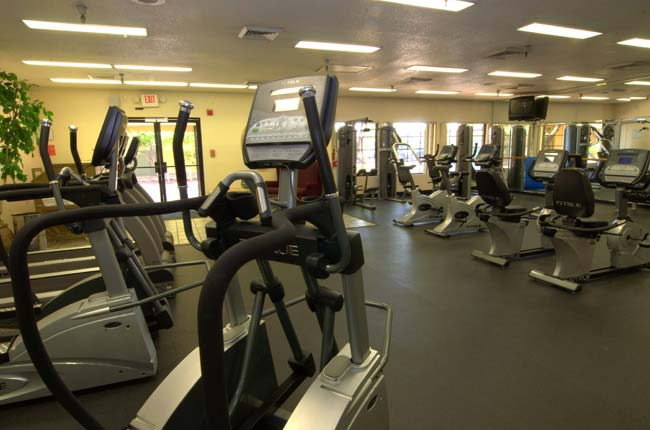 Alexis Park Resort Fitness Center