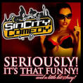 Sin City Comedy Club Las Vegas