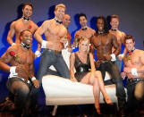 Chippendales the Show Las Vegas