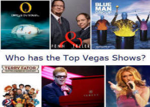 The Best Las Vegas Shows