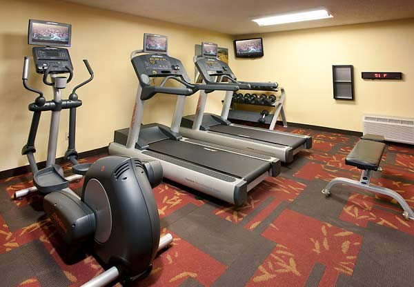 Courtyard by Marriott Las Vegas Fitness Center