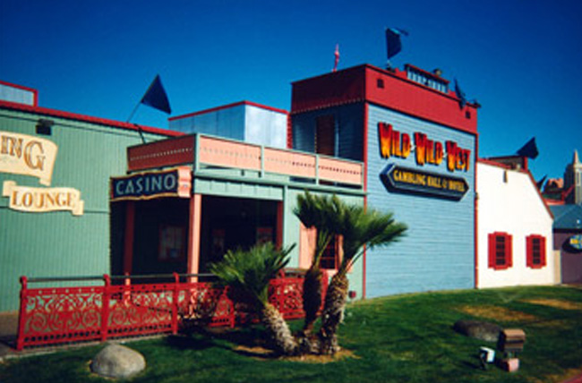 wild west casino in las vegas