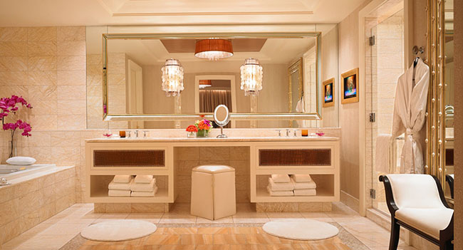 Encore las vegas las vegas hotels las vegas direct - Discount bathroom vanities las vegas ...