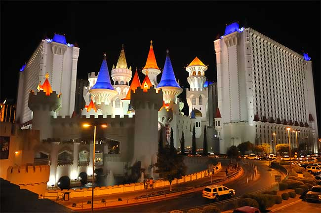 Excalibur Casino