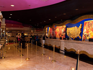 Harrah's Las Vegas Reception