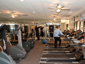 Harrah's Las Vegas Fitness Center