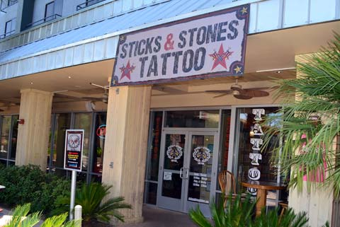 Sticks & Stones Tattoo Shop