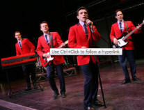 The Jersey Boys Vegas Show