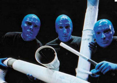 Blue Man Group - Best Las Vegas Shows