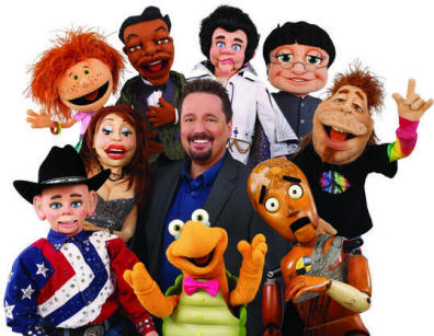 Terry Fator and His Cast of Thousands. Best Las Vegas Shows.