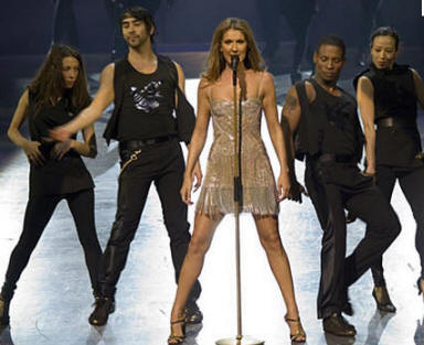 Celine Dion Las Vegas. Best Vegas Shows.