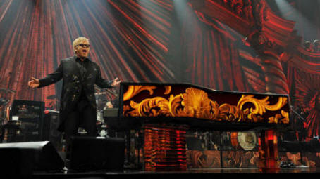 Elton John - The Million Dollar Piano. The Best Las Vegas Shows