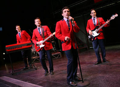 The Jersey Boys Las Vegas Best Las Vegas Show