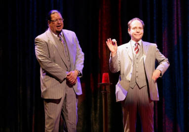 Penn and Teller Las Vegas - Top 10 Vegas Shows