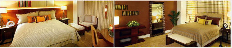 Mandalay Bay basic guest rooms