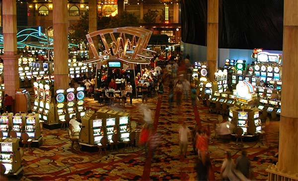 Age to play in casino in las vegas