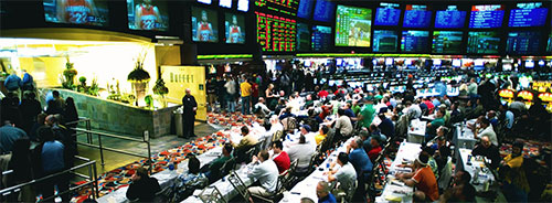 LVH Las Vegas Sports Book