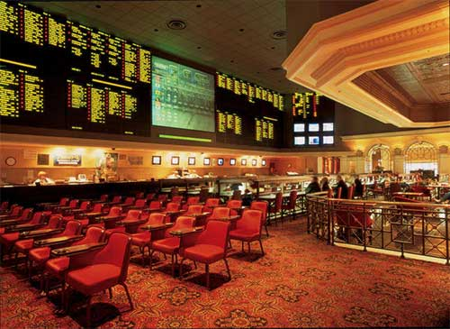 Monte Carlo Resort Sports Book