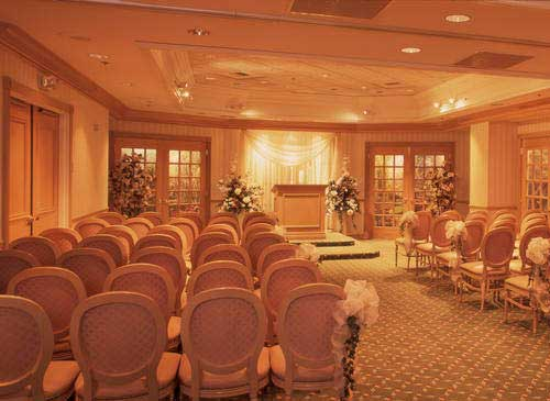 Monte Carlo Resort Wedding Chapel