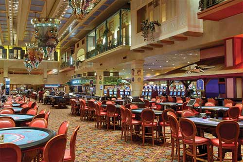 The Orleans Hotel And Casino Las Vegas Hotels Las