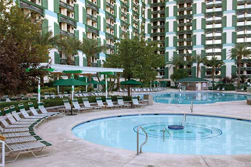 The Pool at The Orleans Hotel and Casino