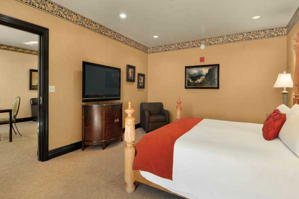 The Orleans Hotel and Casino Executive Suite