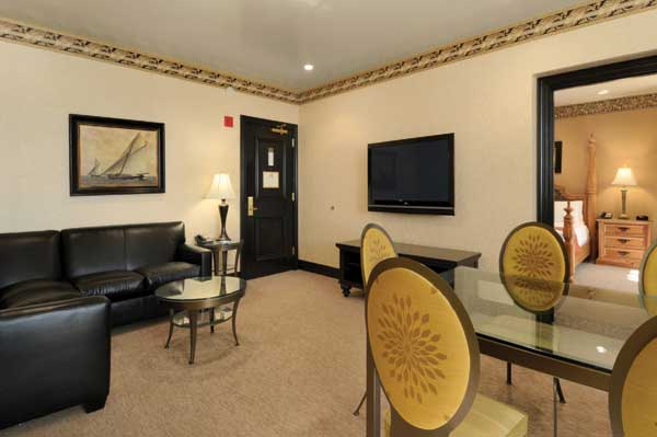 The Orleans Hotel and Casino Louisiana Suite