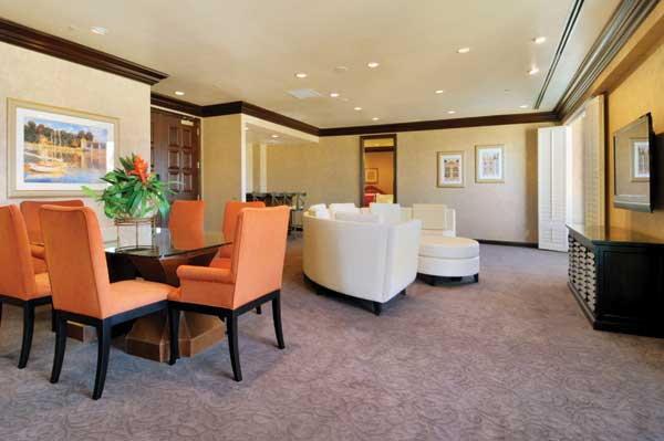 The Orleans Hotel and Casino Presidential Suite