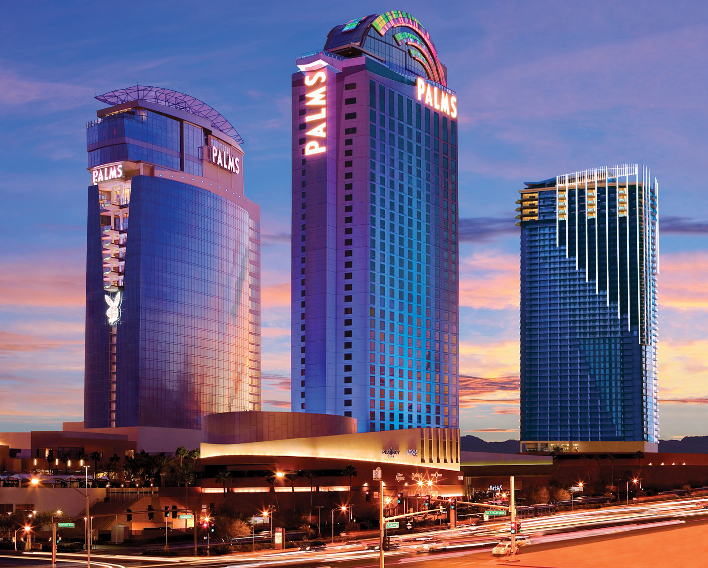 casino resorts in las vegas