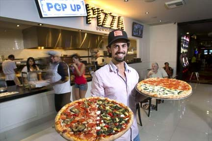 Pop Up Pizza