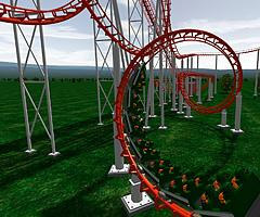 Maxflight Cyber Coaster