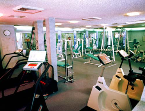 Riviera Hotel Fitness Center