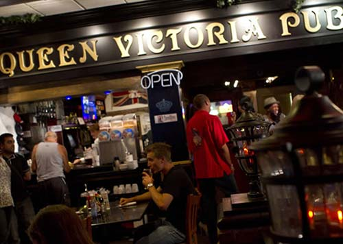 Queen Victoria Pub