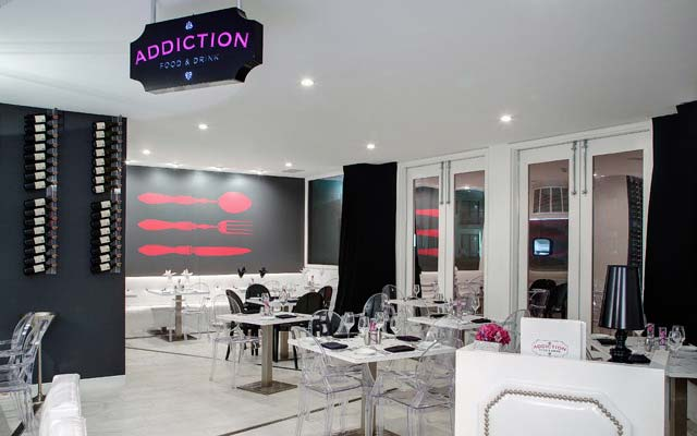 Addiction Restaurant