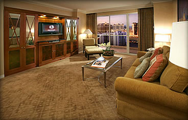 One Bedroom Balcony Suite Experience The Signature ...