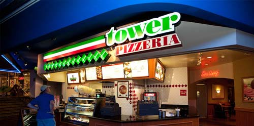 Tower Pizzeria