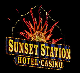 Sunset hotel and casino las vegas nv