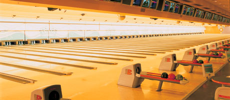 Texas Station Bowling
