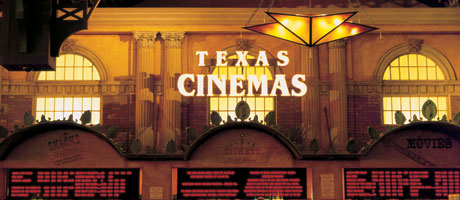 Texas Station Cinema