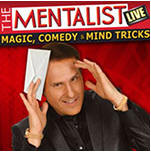The Mentalist - Gerry Cambridge Las Vegas