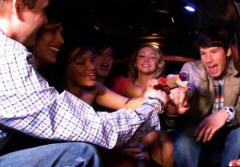 Party Like a Rock Star Vegas Club Limo!