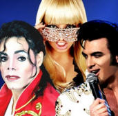 Tribute Royalty Las Vegas. Michael Jackson, Elvis.