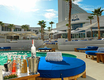 Bagatelle Beach Club - Tropicana Las Vegas Beach Club