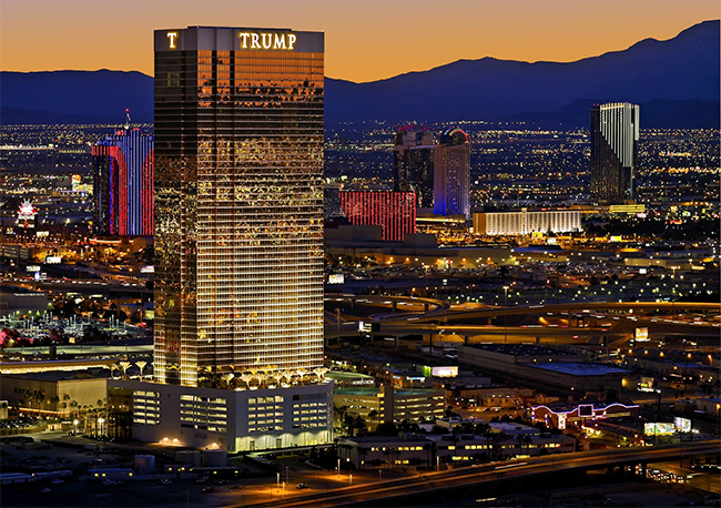 Trump International Hotel And Tower Las Vegas Hotels
