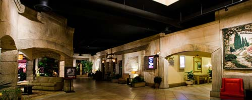 Tuscany Suites Lobby