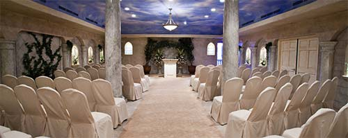 Tuscany Suites Wedding Chapel