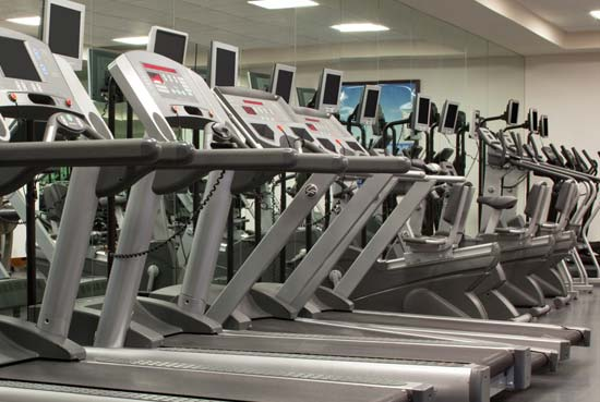 Westin Casuarina Hotel Fitness Center