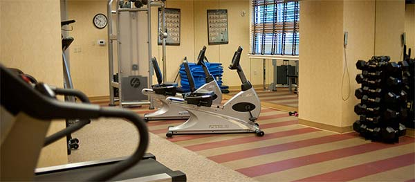 Wyndham Desert Resort Fitness Center